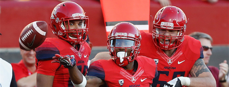 Arizona Wildcats Football Jerseys